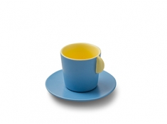 chiandchi │ espresso cup and saucer 濃縮咖啡杯和盤子套裝