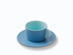 chiandchi │ cappuccino cup and saucer 卡布奇諾杯和盤子套裝